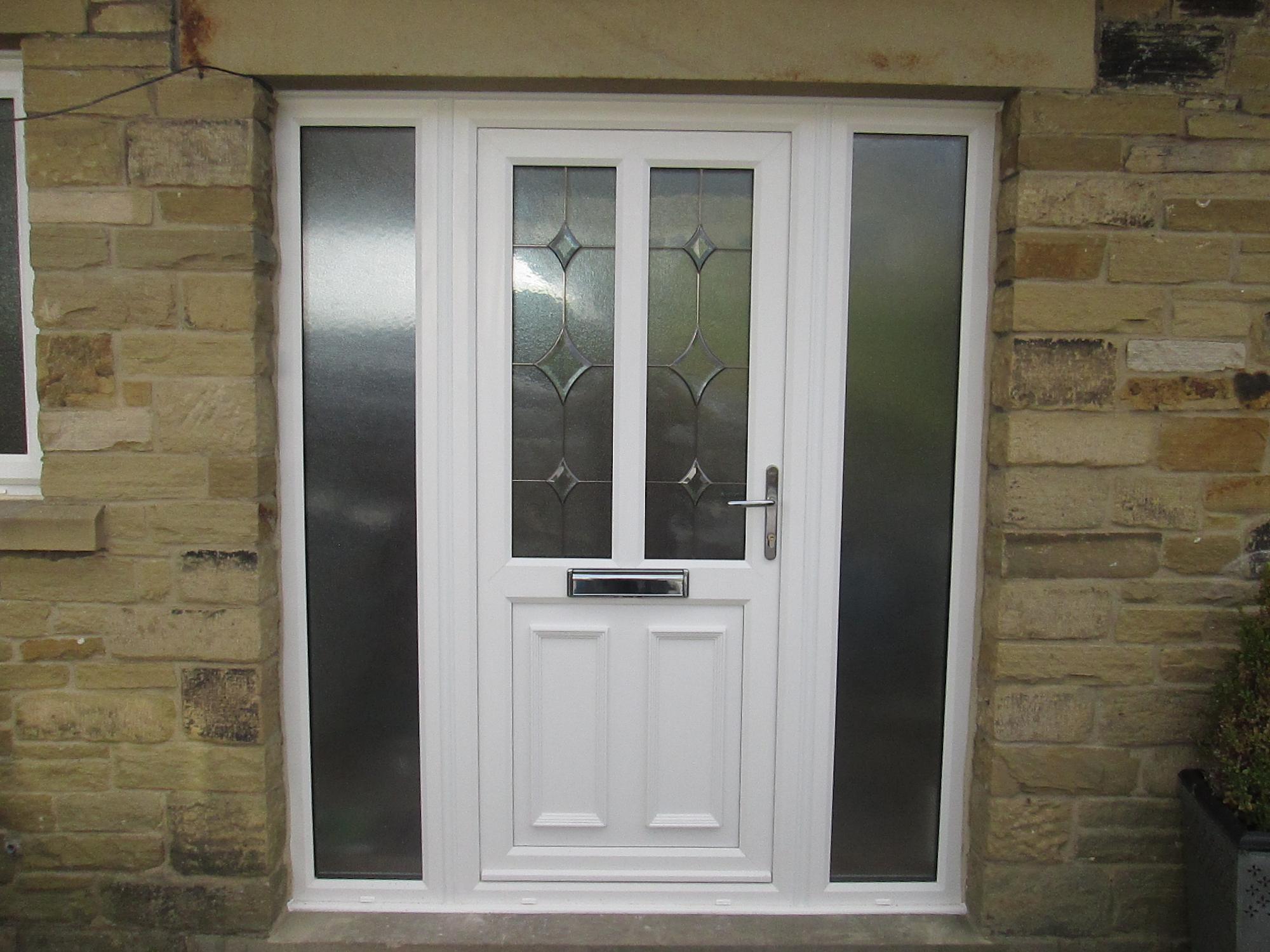 Door Installation In Grassington Goldcrest Glazing